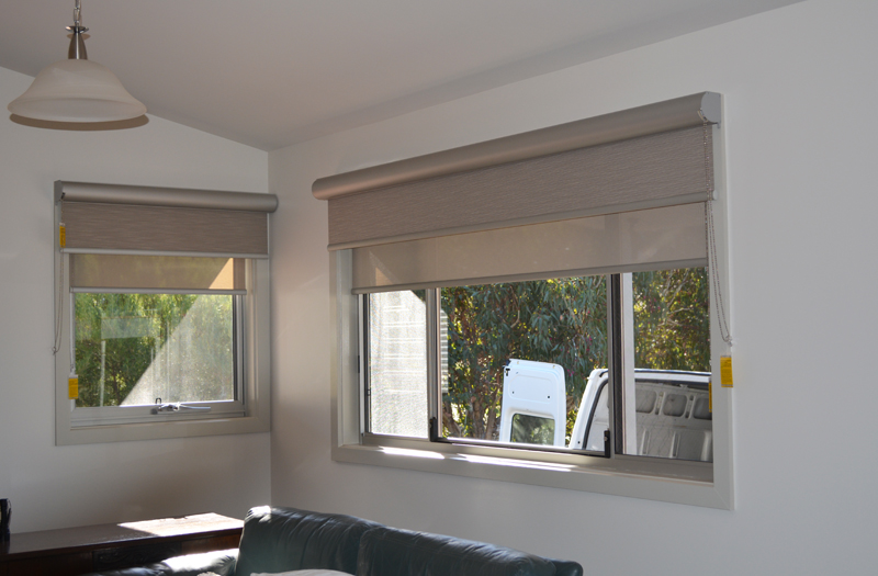 Elegant Roller Blinds Decor By Choice Victor Harbor